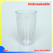 Promotional use champagne glasses plastic For Holiday houses and pool parties