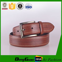 Top-selling mens leather jeans belt for wholesale