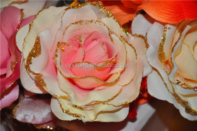 Christmas 2015 home decoration gold rose wholesale for Deco maison rose gold