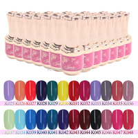 162 classic colors,private label nail polish/gel NO.25-48