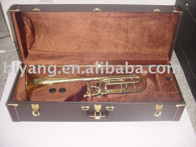 The trumpet box