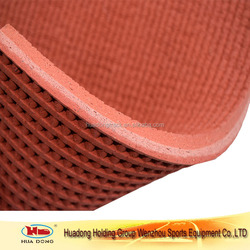 Eco-friendly indoor sports flooring covering run track outdoor rubber mat