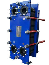 Water To Oil Heat Exchanger Price With Model M15B