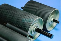 Material Conveying Belt Conveyor Drum Pulley
