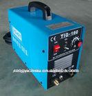 tig160 dc tiginversor máquinas de solda