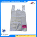 Plástico PE lixo / sacos de lixo de alta qualidade com preço de fábrica