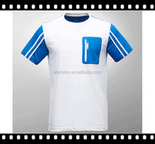 Sports Wear Latest Model Running Dry Fit Men's T Shirt