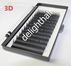 3 D Beleza extensões de cílios de alta qualidade