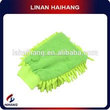 China fabricante chenille limpieza vellón coral limpieza de coches