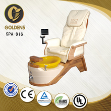 delux bent wood spa pedicure chair SPA-916