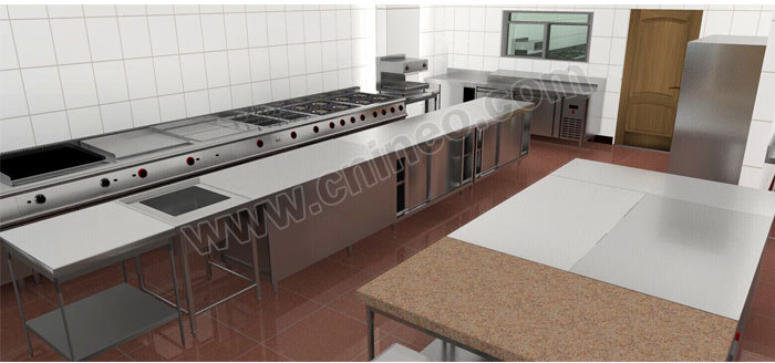 Restaurant Kitchen Fast Food Restaurant Design Grill Restaurant Ineo Are Professional On