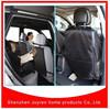 Universal Kick Mats - Large Car Seat Back Protector for Children black