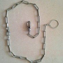 Hot Sale Iron 2.6mm Dog Link Chain