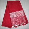 English Eyelash Guipure Lace Soft Netting Fabric