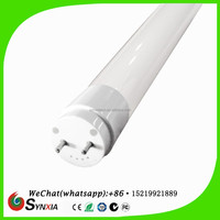 New arrival hot sale T8 led glass tube