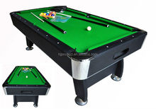 The best selling ball return system MDF indoor 3 cushion billiard table for sale