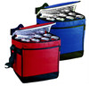 fashion 600D polyester insulated 16 can cooler bag