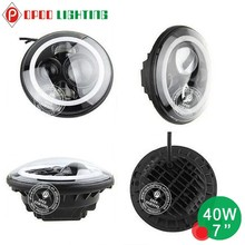 Best Quality 5 3/4 led headlight,40W 7'' Hi Lo Beam 5 3/4 led headlight