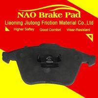 No asbestos WVA29042 brake pad for VanHool commecial vehicle