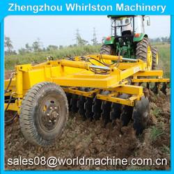 pull type disc harrow/garden tractor disc harrow WHIR4.4