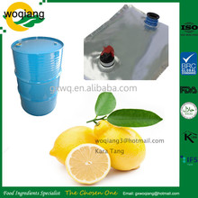 Frozen Lemon Juice concentrate with High Quality