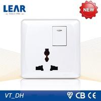 Newest design Vista series flush type wall socket