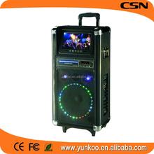 ocean sea waves projector speaker led night light lamp,flashy laser light portable speaker with built-in battery