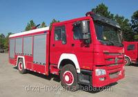 fire-extinguishing foam tanker Foam fire truck foam fire tanker new Hot sales