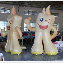 3m inflatable cartoon toy with logo advertising