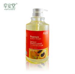 pawpaw extract whitening&norishing shower gel