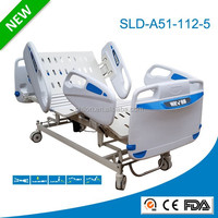 Latest Design Electrical Hospital Bed with Nurse Control System