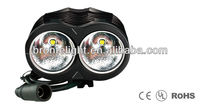 BL02 High power 2200 lumens led bike flashlight for outdoor use with battery and charger included