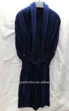 de algodón de alta de yiwu boutique de ropa telas de china de los hombres de pelo cortado de bata de baño