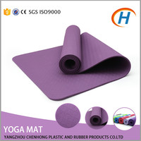 High Quality TPE Private Label Sport Mat,Exercise Mat With Bag