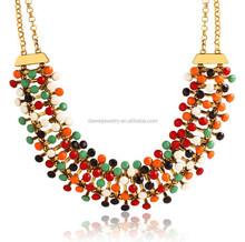 Fashion style acrylic stone tiny beads yiwu factory