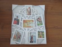 family tree photo frame plastic