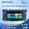 """Factory OEM 7"""" touch screen gps/radio/3G/BT/Dvd player for nissan teana dashboard"""