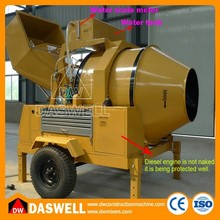 mobile concrete mixer 350l for sale