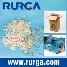 HMA Granule EVA Adhesive 100% Solid thermoplastic for Packaging Lines(Corrugated Box,Carton Sealing