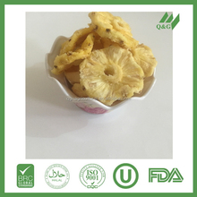 Most popular new coming hot sell freeze-dried pineapple fruit