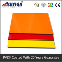 Alusign reliable quality fire rated aluminum composite panel