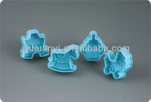 plastic biscuit Cookie cutter,cake decorating tools,fondant moulds