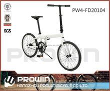 """Single speed 20"""" Lightweight Alloy Folding bike(PW4-FD20104)"""
