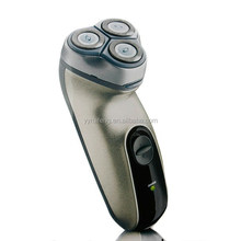2 in 1 Triple razors men shaver with three individually floating rotary heads /Portable Electric Shaver