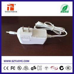 Alibaba 5v 2.6a 2.5A 2A 1.5A 1A 0.5A power adapter,wall ac/dc charger,switching mode dc regulated power supply adaptor