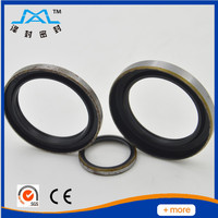 DKH steering oil seal for forklift TCM 4T