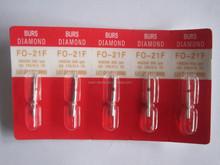 Dental bur 1$ one blister/ Diamond bur
