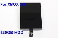 [Only stock] 120gb for xbox 360 games 2.5'' sata wholesale hard disk drive
