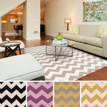 CHINA SUPPLIER OF chevron flat weave afinity cozy shaggy carpet and rug