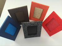 Recycled and Beatiful paper photo frames